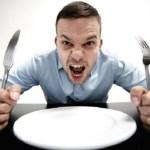 senso di fame e sazieta
