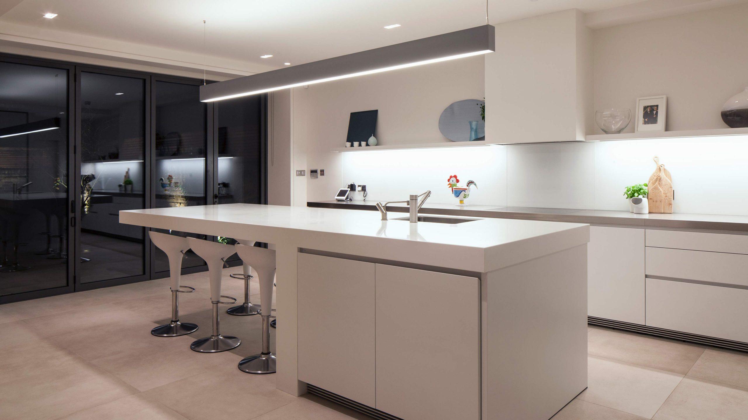 residential lighting design the