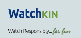 logo de la plateform watchkin