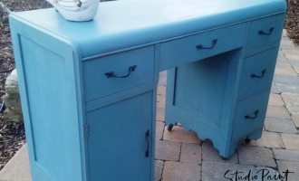 "Dressing Table for ""Bev"" is Fabulous!"