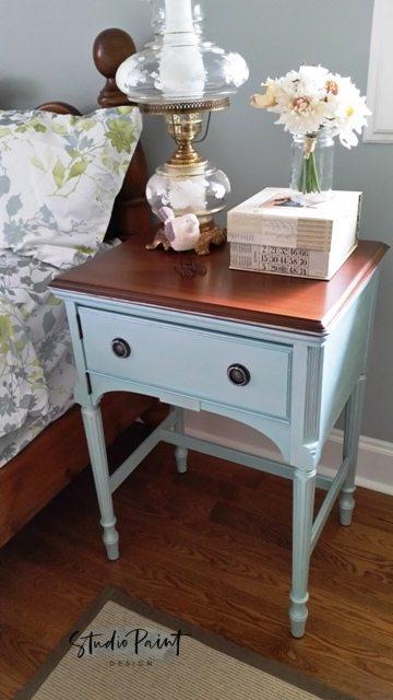 "Vintage Sewing Cabinet ""Barron"""