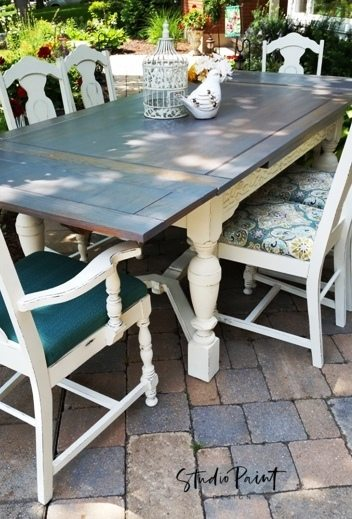 Farmhouse Dining Set