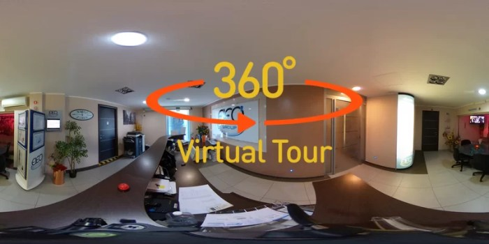 Studio Parisi virtual tour