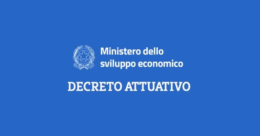 decreto attuativo