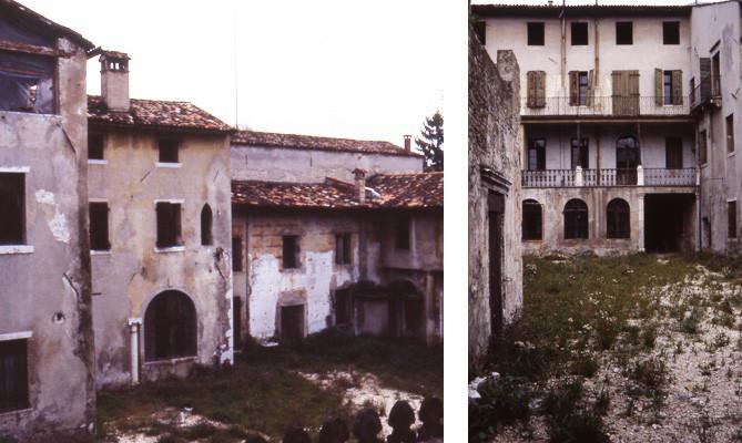 Restauro di palazzi storici a Sacile  Studio Pastor