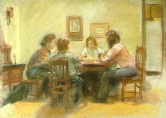 Image result for scrabble paintings