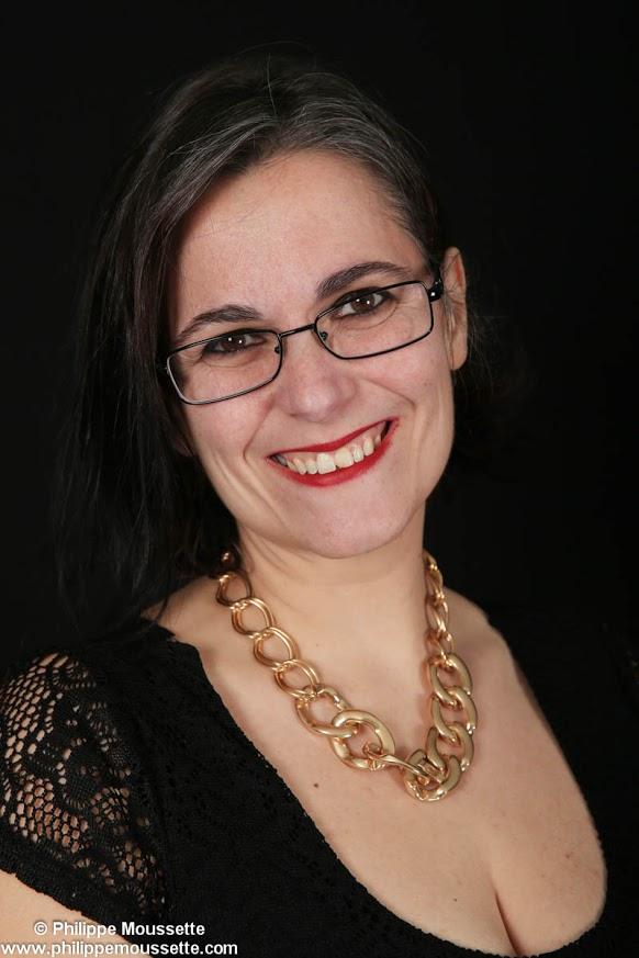 Portrait d'une madame