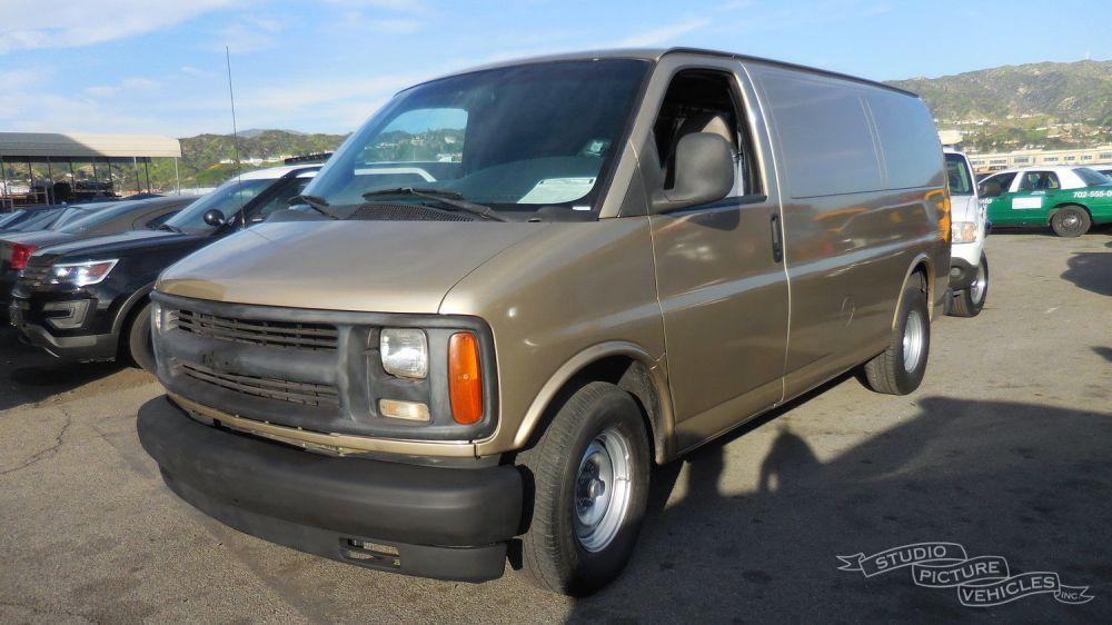 medium resolution of chevy van year 2000