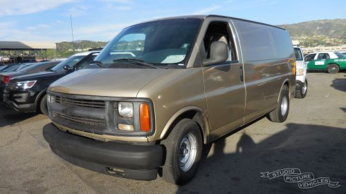 small resolution of chevy van year 2000