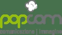 Logo StudioPopcorn | Comunicazione e Immagine