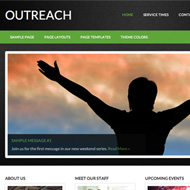 Outreach Child Theme