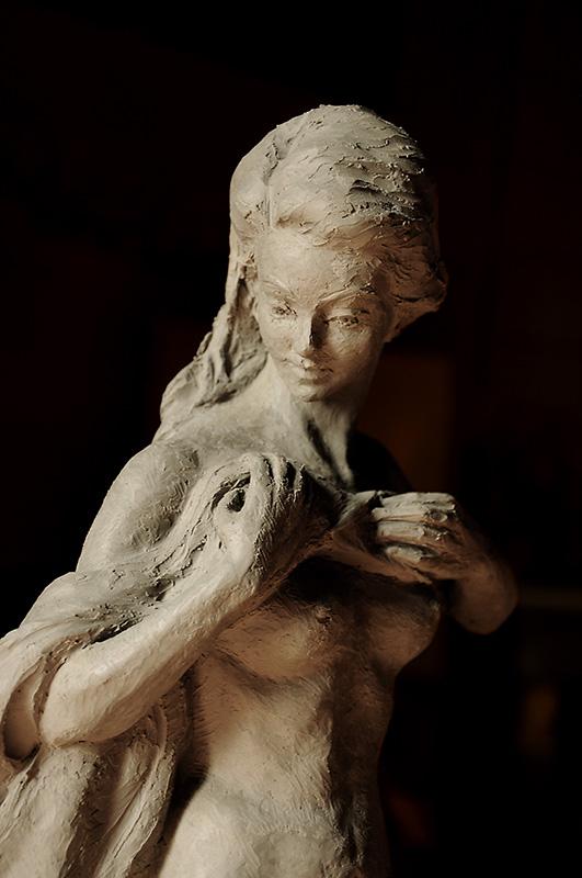 Statuetta di donna - @Graziella Dotti