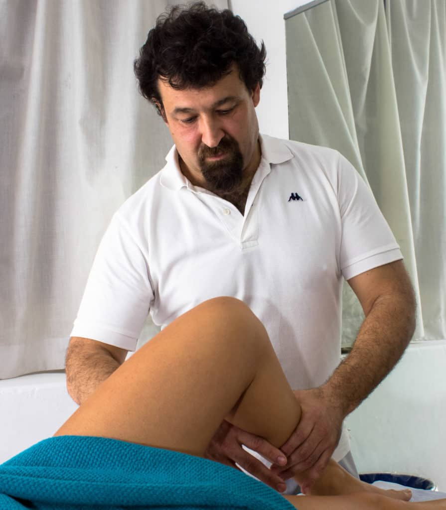 Personal trainer Rancarani Andrea