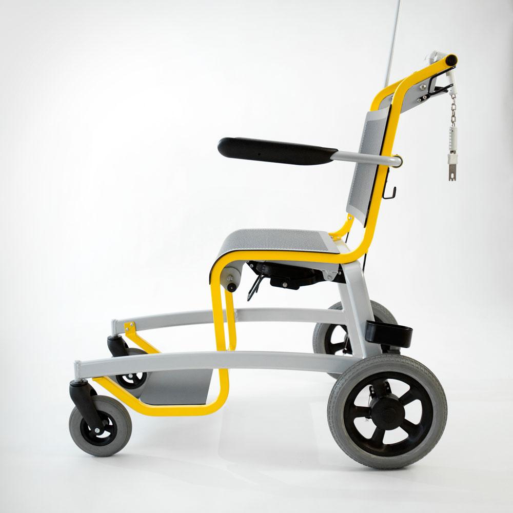 Transport wheelchair design  Studio Rotor