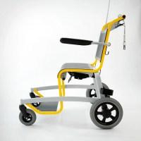Transport wheelchair design - Studio Rotor