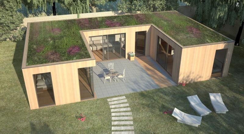 tarif maison ossature bois 100m2 ventana blog. Black Bedroom Furniture Sets. Home Design Ideas