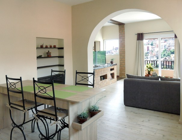 Appartement meublé Nofylou - centre ville d'Antananarivo 2