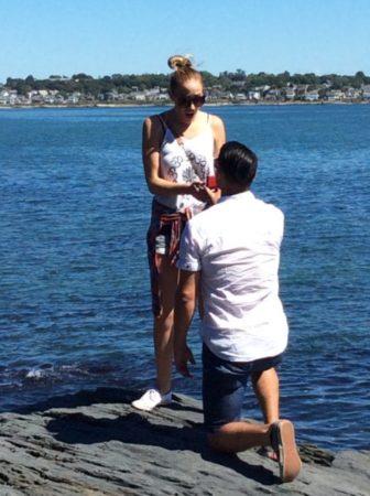 Brooke engagement