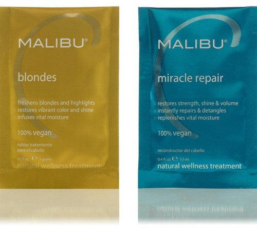 Malibu Natural Hair Care Treatments restore and revitalize treatments