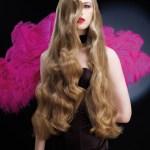 long-hair-model