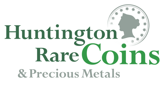 Huntington Rare Coins Website Detail