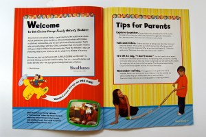 Curious George Activity Book