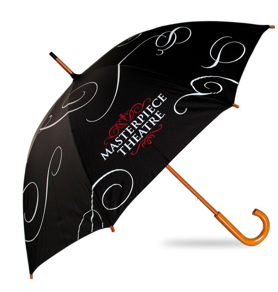 Masterpiece Theatre umbrella premium