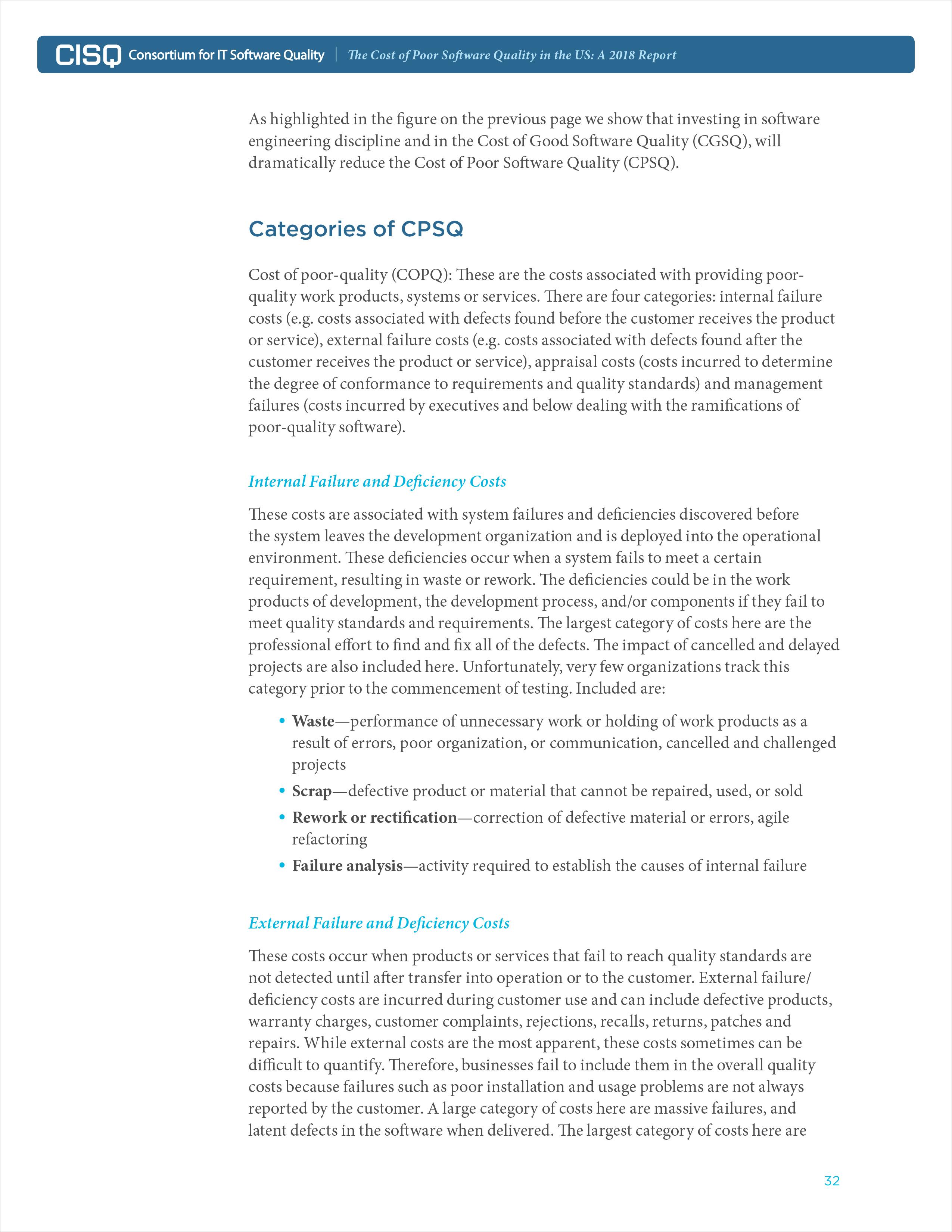 Consortium for IT Software Quality Report – Studio Schaad Design