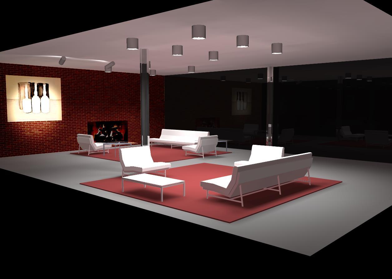 Diseo de iluminacin con el software Dialux  SEED studio