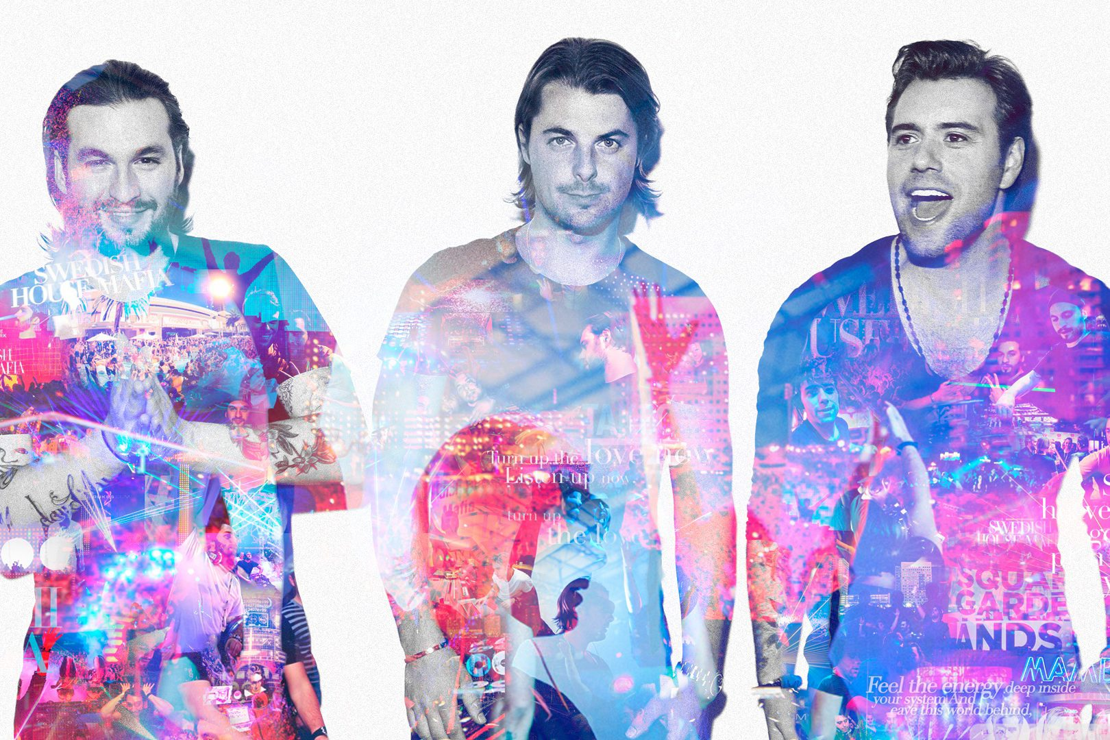 SWEDISH HOUSE MAFIA JUNTOS PARA SEMPRE