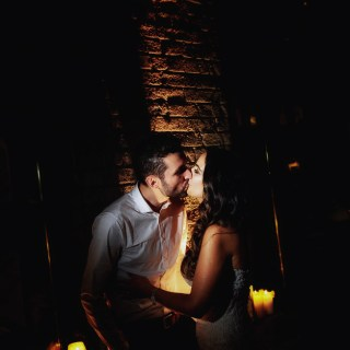 Sorina and Bogdan's Wedding Day, Storys Building, Toronto