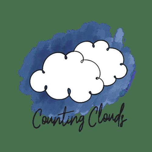 logo Counting Clouds door Studio Solveig