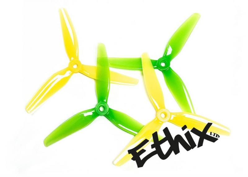 Hélices S4 Lemon Lime - Ehtix
