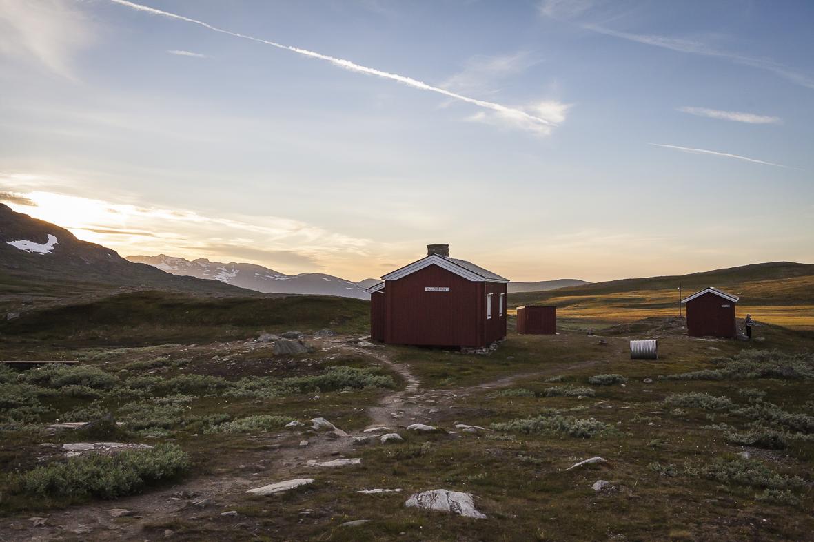 Yoga and hiking retreat Helags