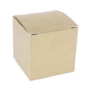 kubus lokta metallic goud