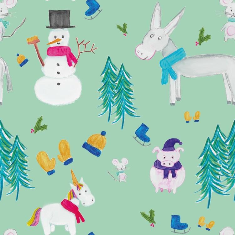 winter patroon
