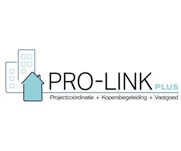 logo Pro-link plus ontwerp door Studio Stiel