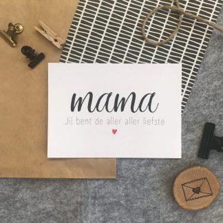 kaart-mama-aller-liefste