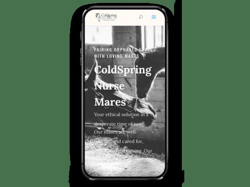 ColdSpring Nurse Mares