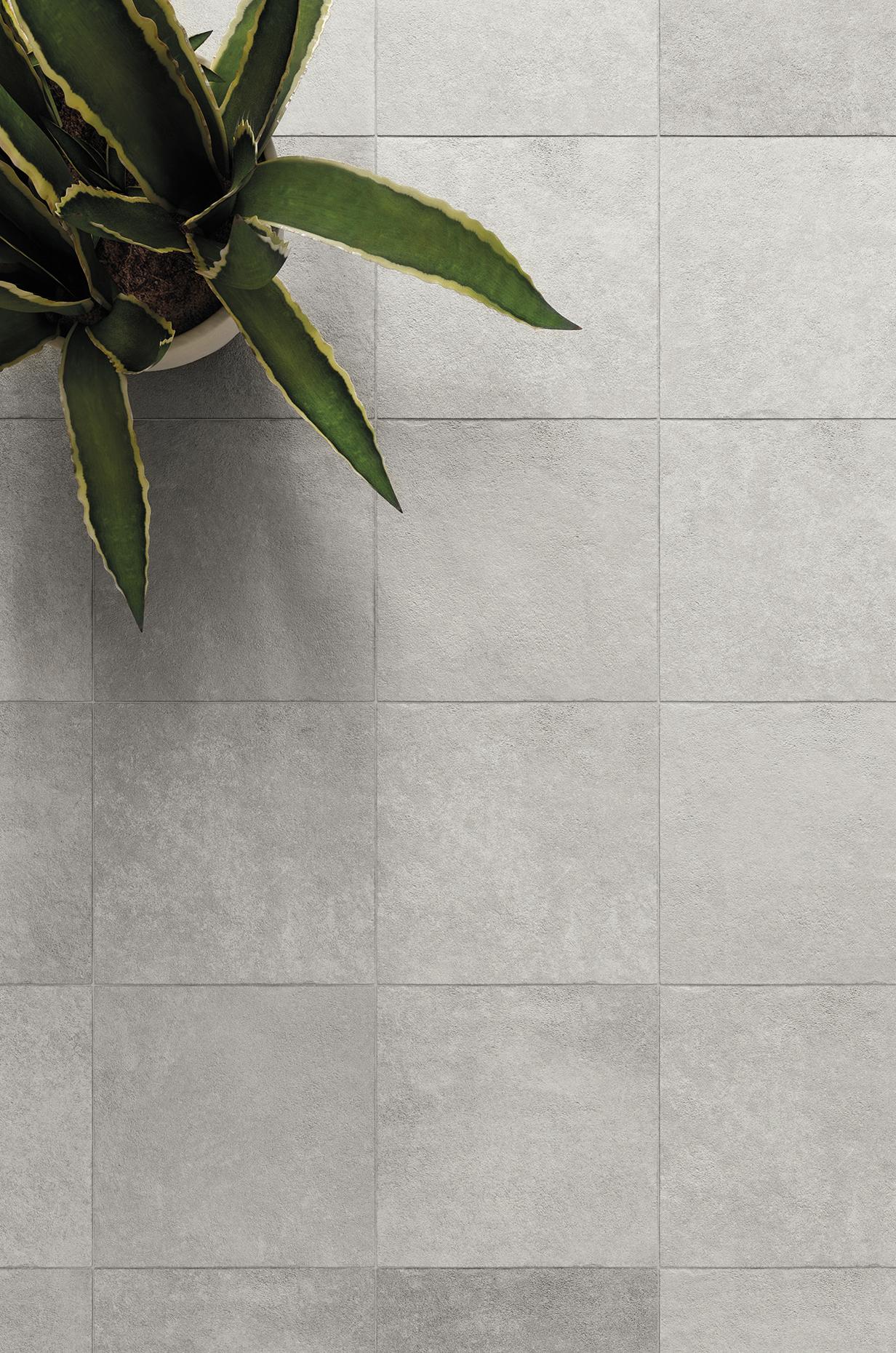 opus stone grigio rustic stone effect porcelain tile studio tiles