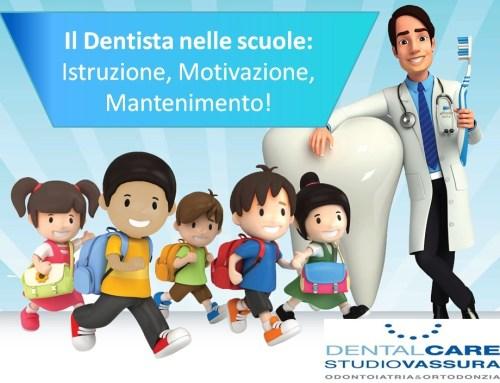 Prevenzione dentale scuola