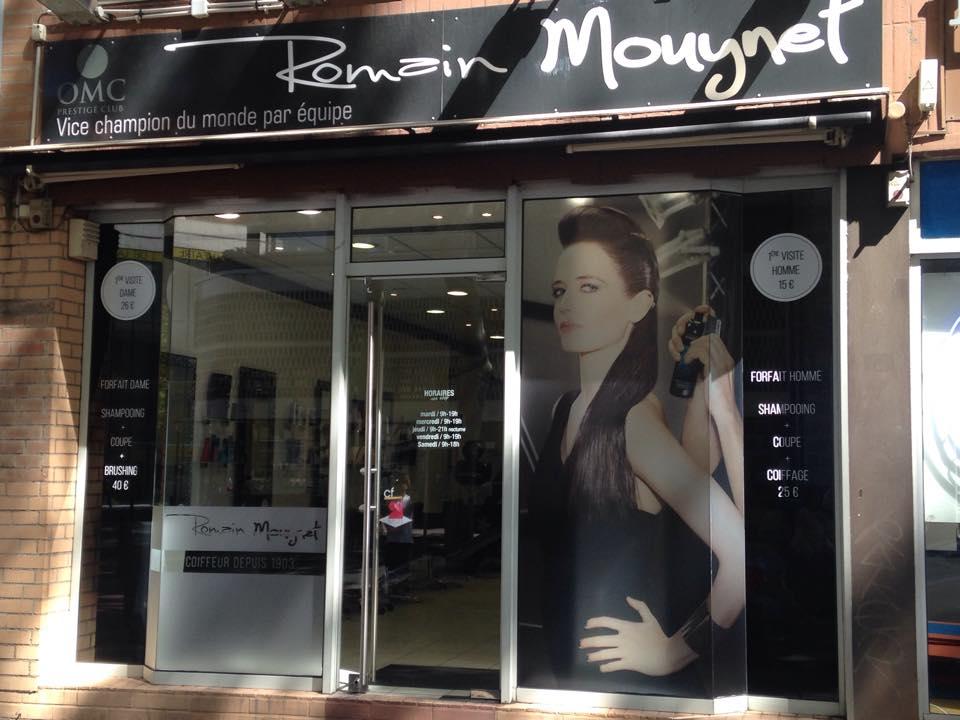 Salon de coiffure Romain Mouynet
