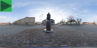 Plac Piłsudskiego Kutno