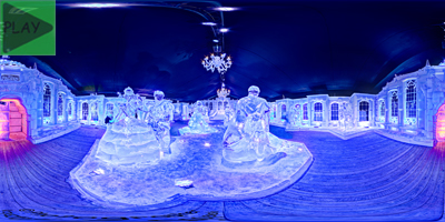 Snow end Ice Sculpture Festival 2013 Bruges