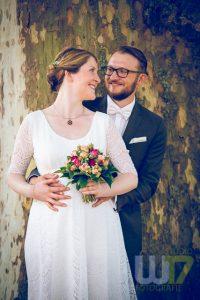 Simone und Christoph, Hochzeit
