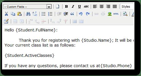 Custom Letters