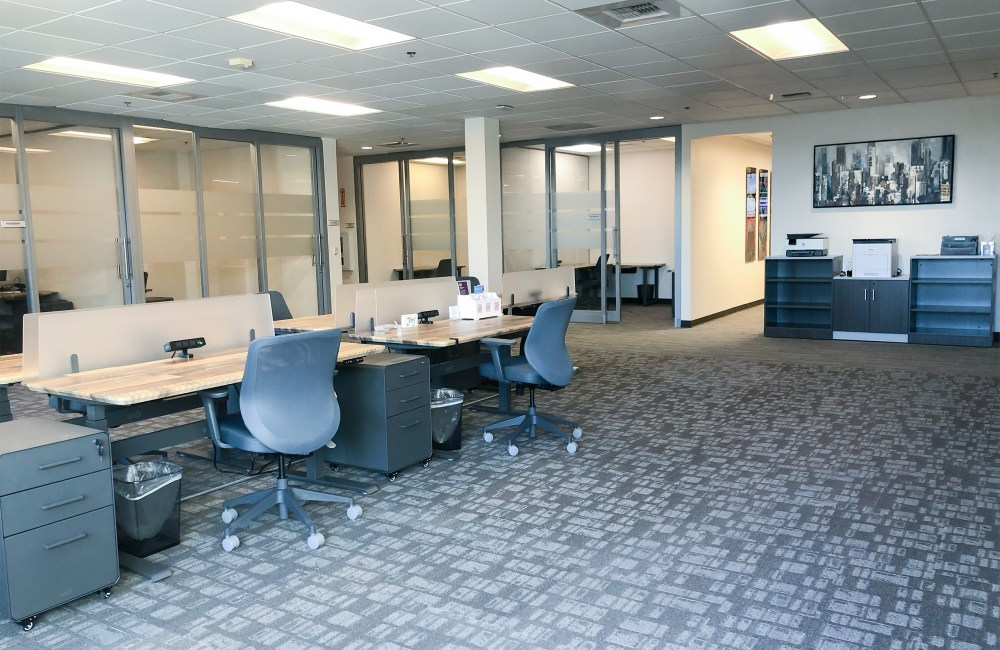 dedicated desk, work space, the studio coworking creekside roseville