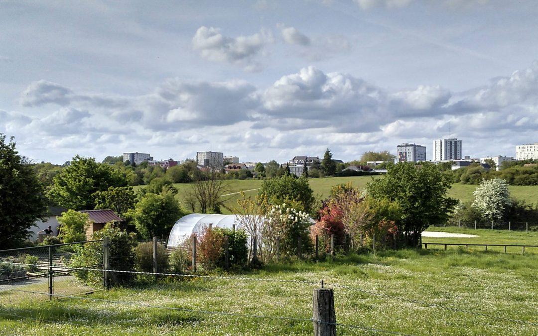 Ferme de Brisebarre, dans le parc de l'Arrou. Crédits photo : Nicolas Patissier pour Studio Zef