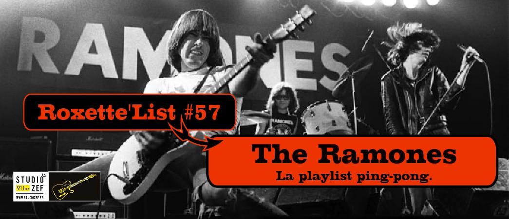 Roxette'List #57 : Playlist The Ramones