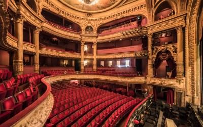 Les MG 3 au micro ! Le Grand Théâtre et le Palais des Congrès Vinci de Tours